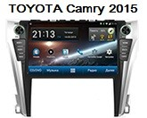 FLYAUDIO G8832H01 - TOYOTA CAMRY 2015 Android 4.4
