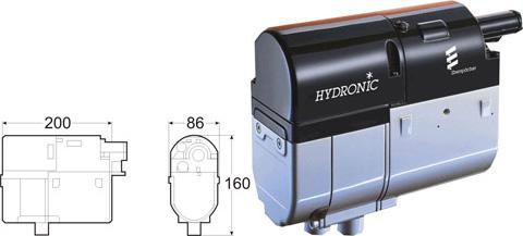 Жидкостный отопитель HYDRONIC 5