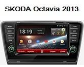 FLYAUDIO G8166H01 - ŠKODA Octavia A7 Android 4.4
