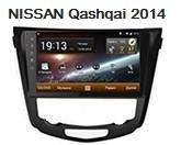 FLYAUDIO G8808H01 - NISSAN QASHQAI 2014 (XE/SE) Android 4.4