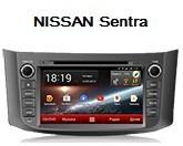 FLYAUDIO G8118H01 - NISSAN SENTRA 2013 Android 4.4