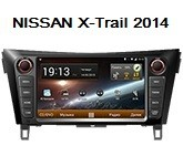 FLYAUDIO G8160H02 - NISSAN X-TRAIL 2014 (XE/SE) Android 4.4